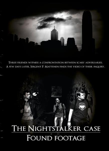 Image of The Nightstalker Case : Found Footage - Digital (High Resolution File)