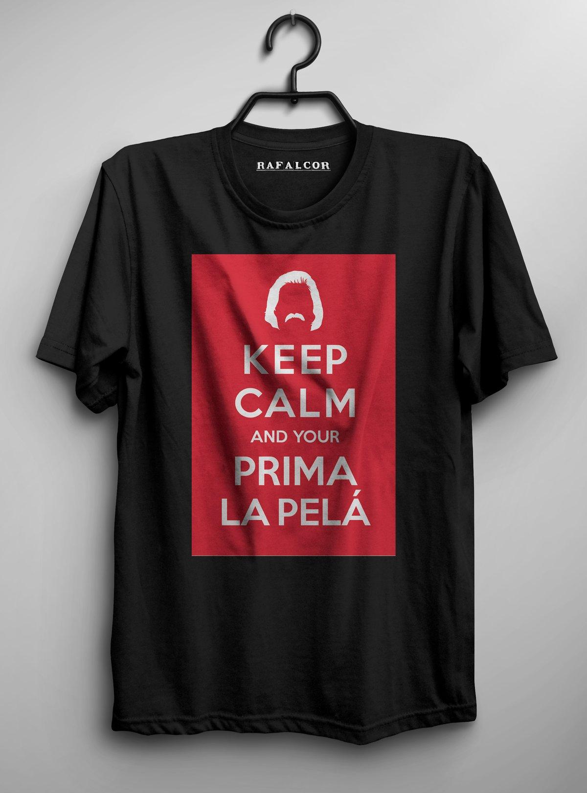 Image of LA PELÁ - Camiseta