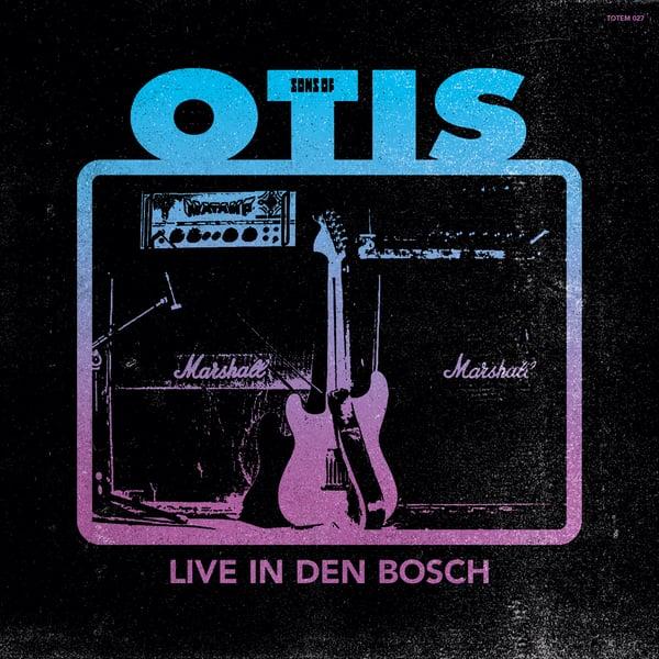 Image of SONS OF OTIS - Live In Den Bosch LP