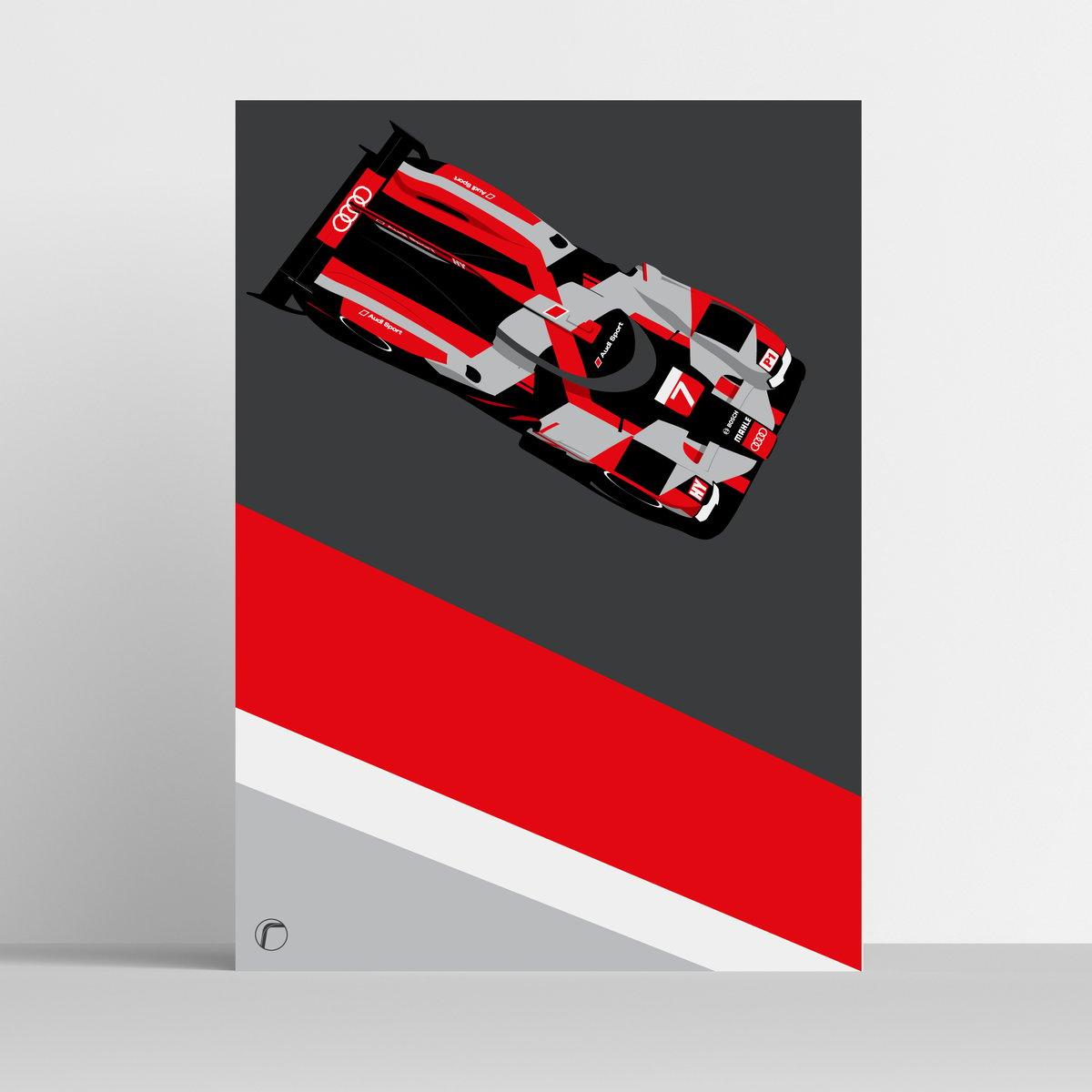 Image of Audi R18 | Silverstone '16