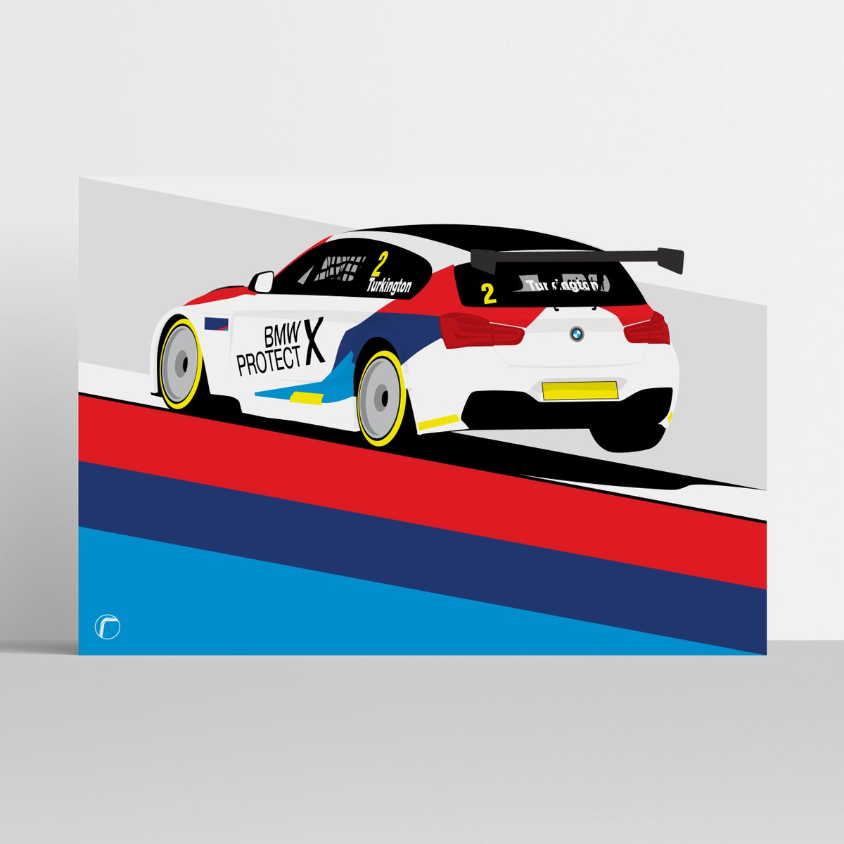 Image of BMW | Turkington Champ '18