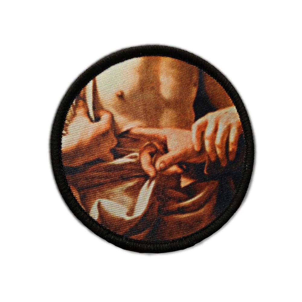 Image of El dedo en la llaga