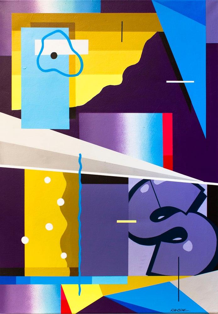 Image of LEVEL 01 | ORIGINAL ARTWORK BY RAWS