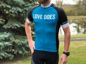 Image of 2018 Love Does Cycling Jersey