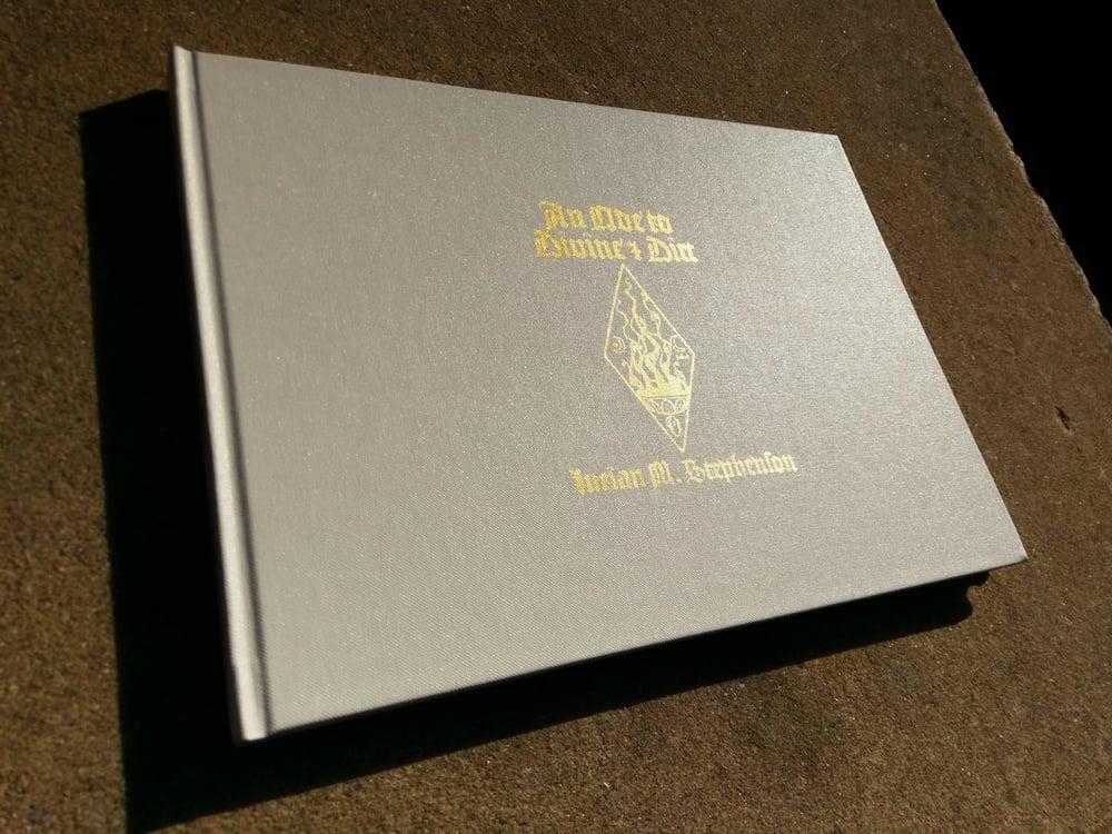 Image of An Ode to Divine & Dirt - (hardback/paperback)