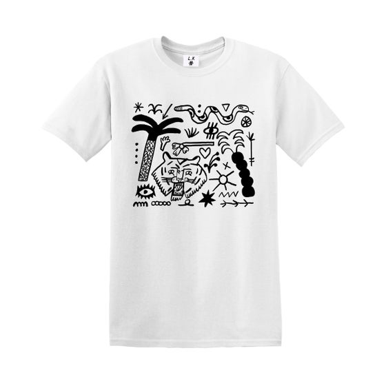 Image of Jungle - Adults T-shirt