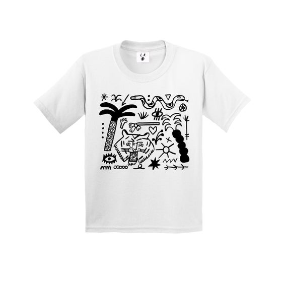 Image of Jungle - Kid's T-shirt