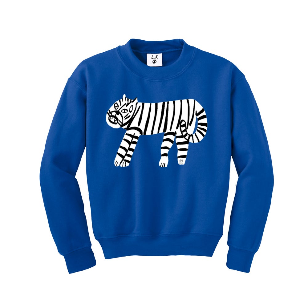 Image of Stripes - Kid's Sweatshirt