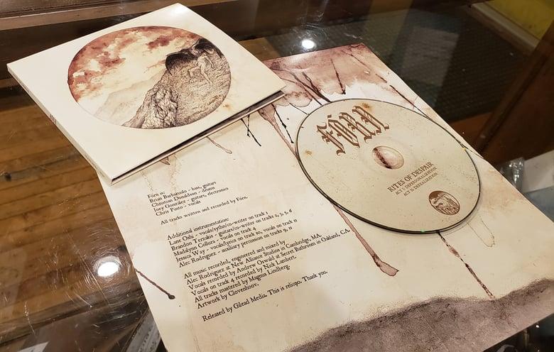 Image of RITES OF DESPAIR CD