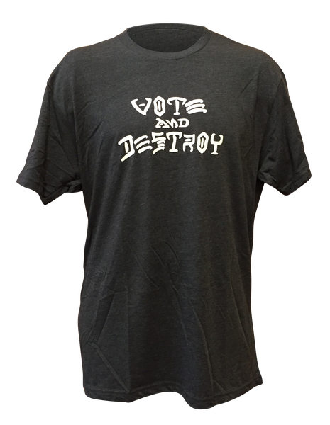 Image of Vote & Destroy T-shirt