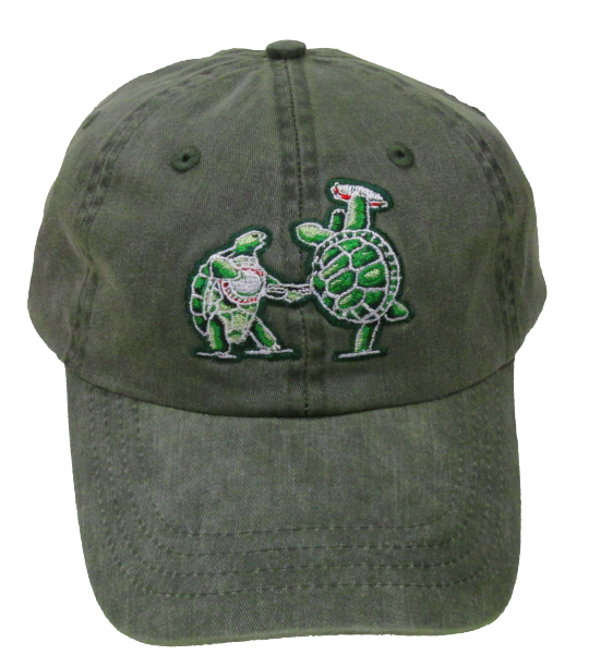 Image of Terrapins Embroidered Baseball Cap