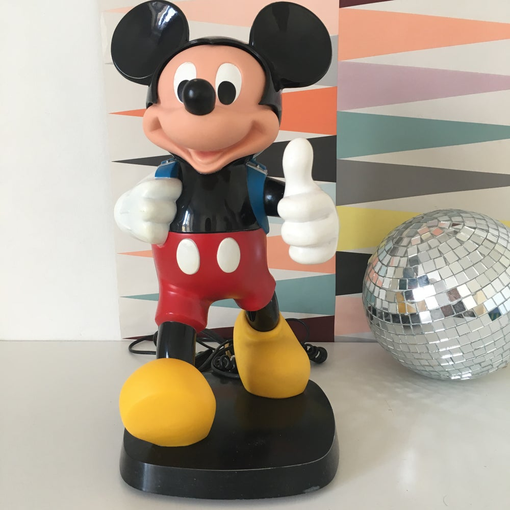 Image of Telephone Mickey Vintage