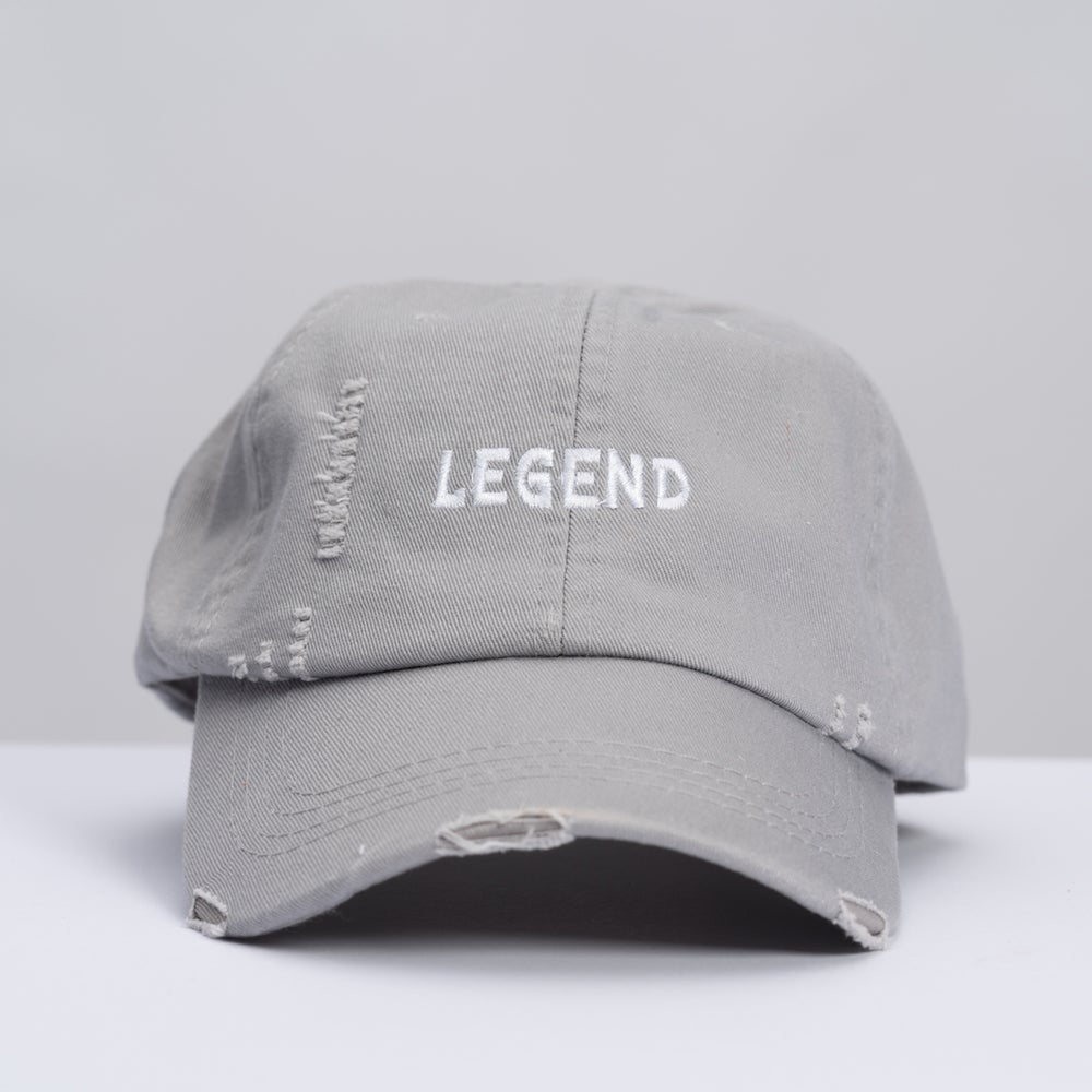 Image of LEGEND Hat - Distressed