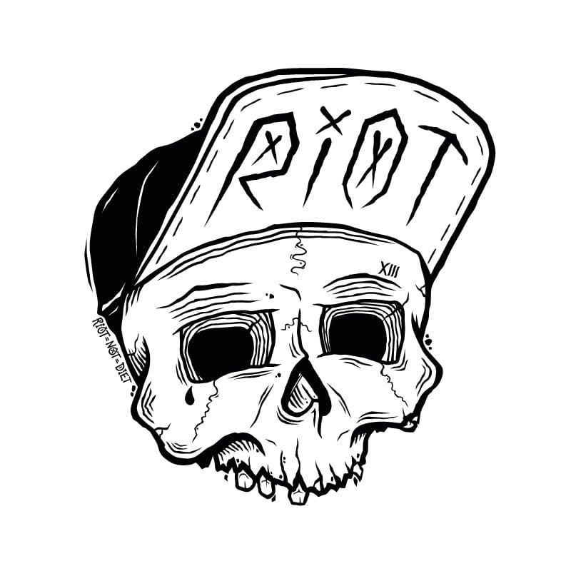 Image of RND Skull
