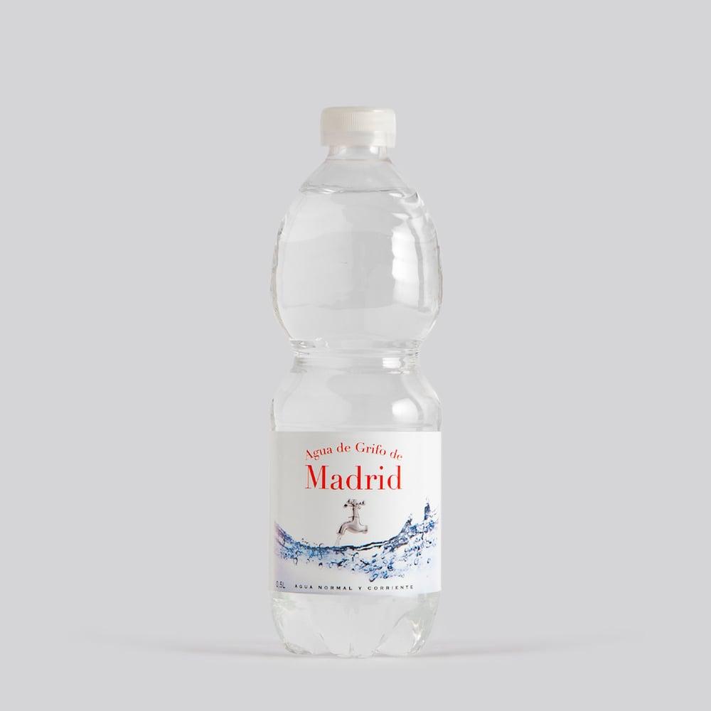 Image of Botella Agua de Grifo de Madrid