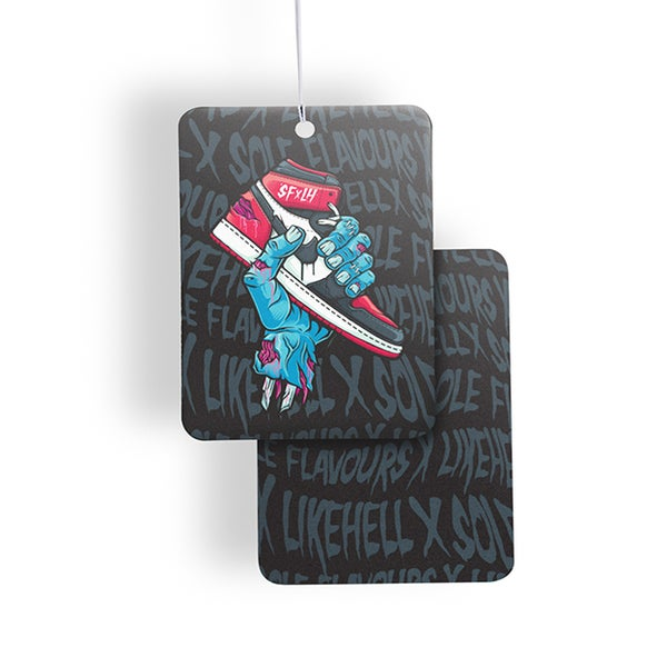 Image of Sole Of The Dead Collab Air Freshener