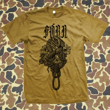 Image of GOLDEN SERPENTINE T-Shirt