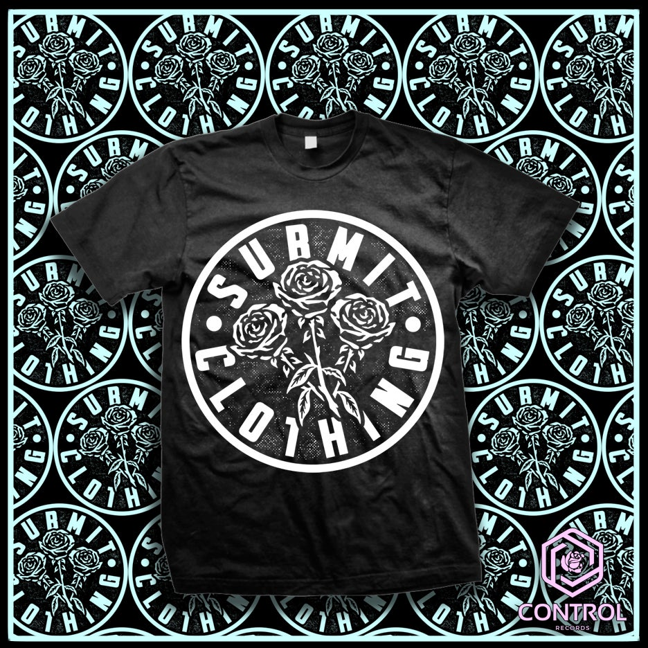 Image of Submit Roses T Shirt