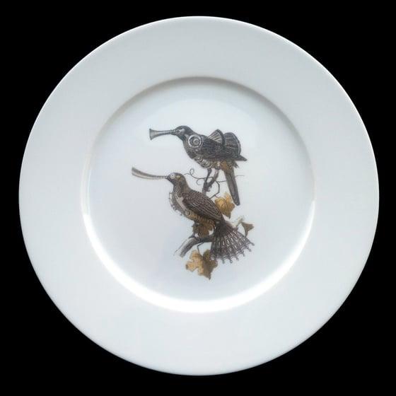 Image of Aves doradas