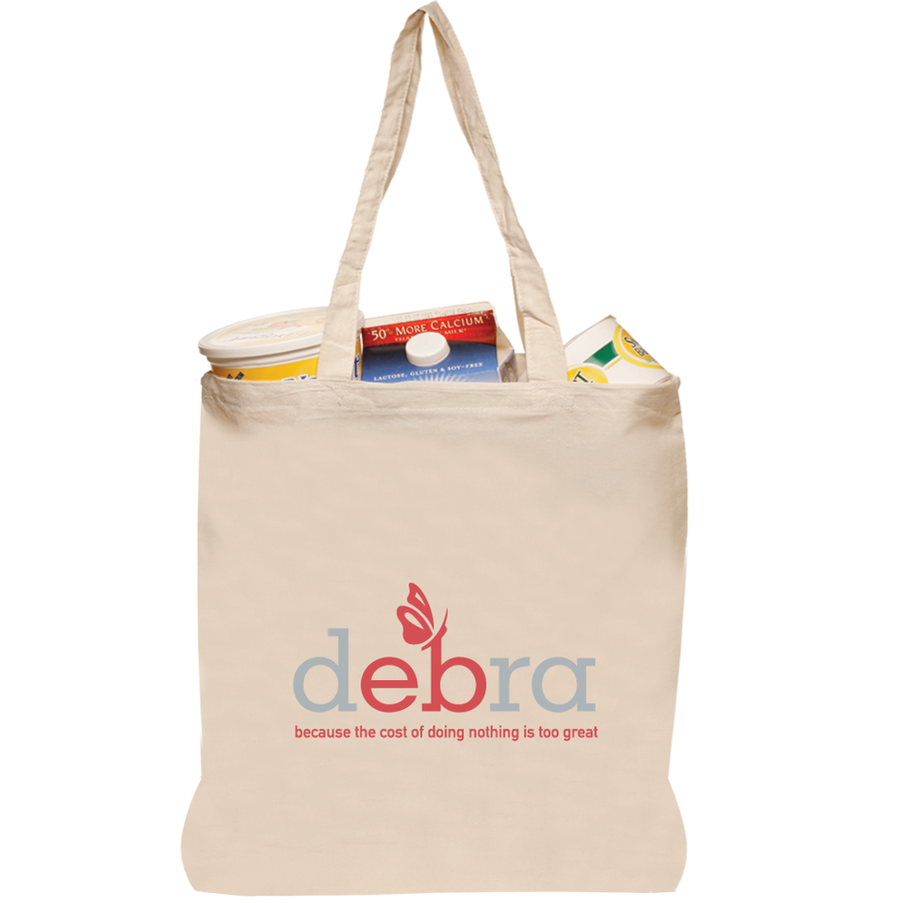 "Image of ""Help us find a cure"" Tote Bag"