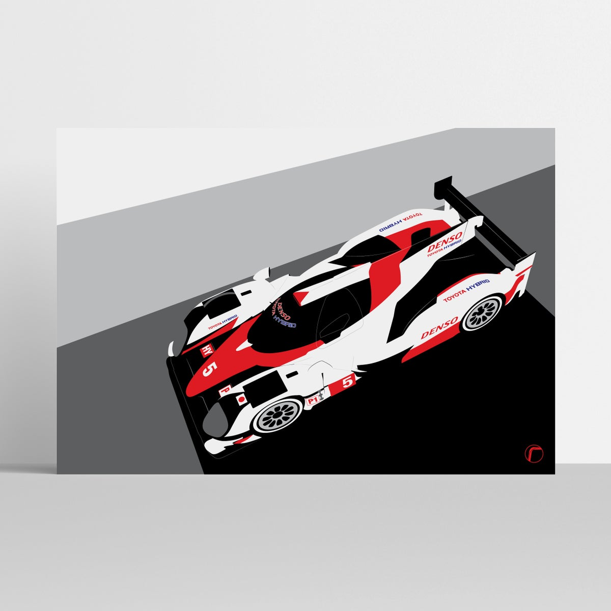 Image of Toyota | TS050