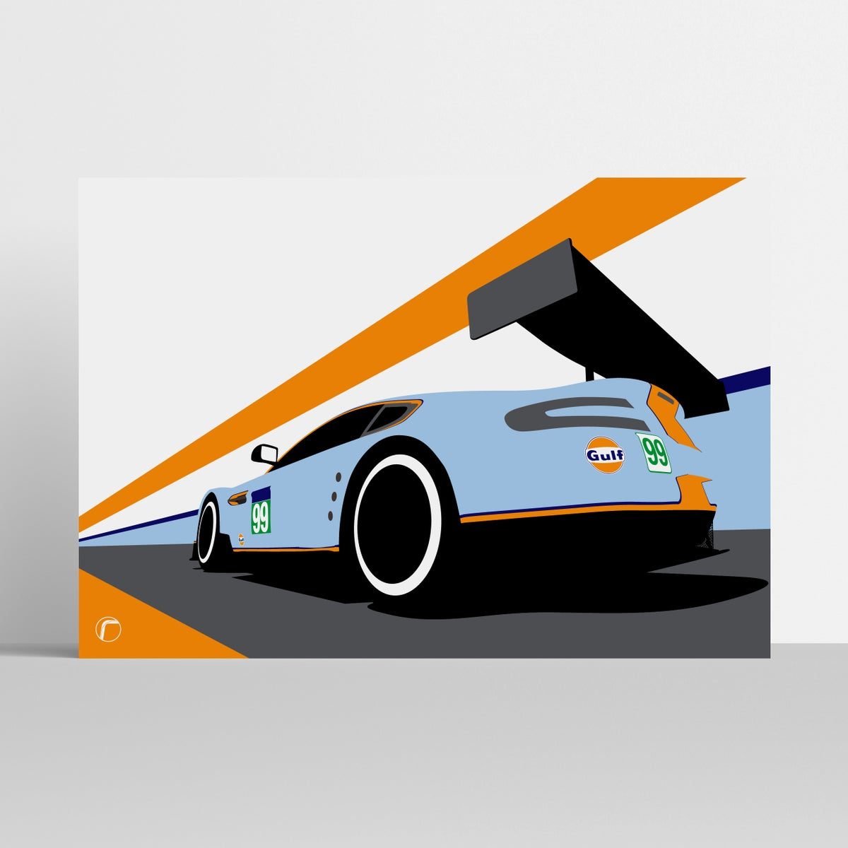 Image of Aston Martin Racing | Gulf Racing
