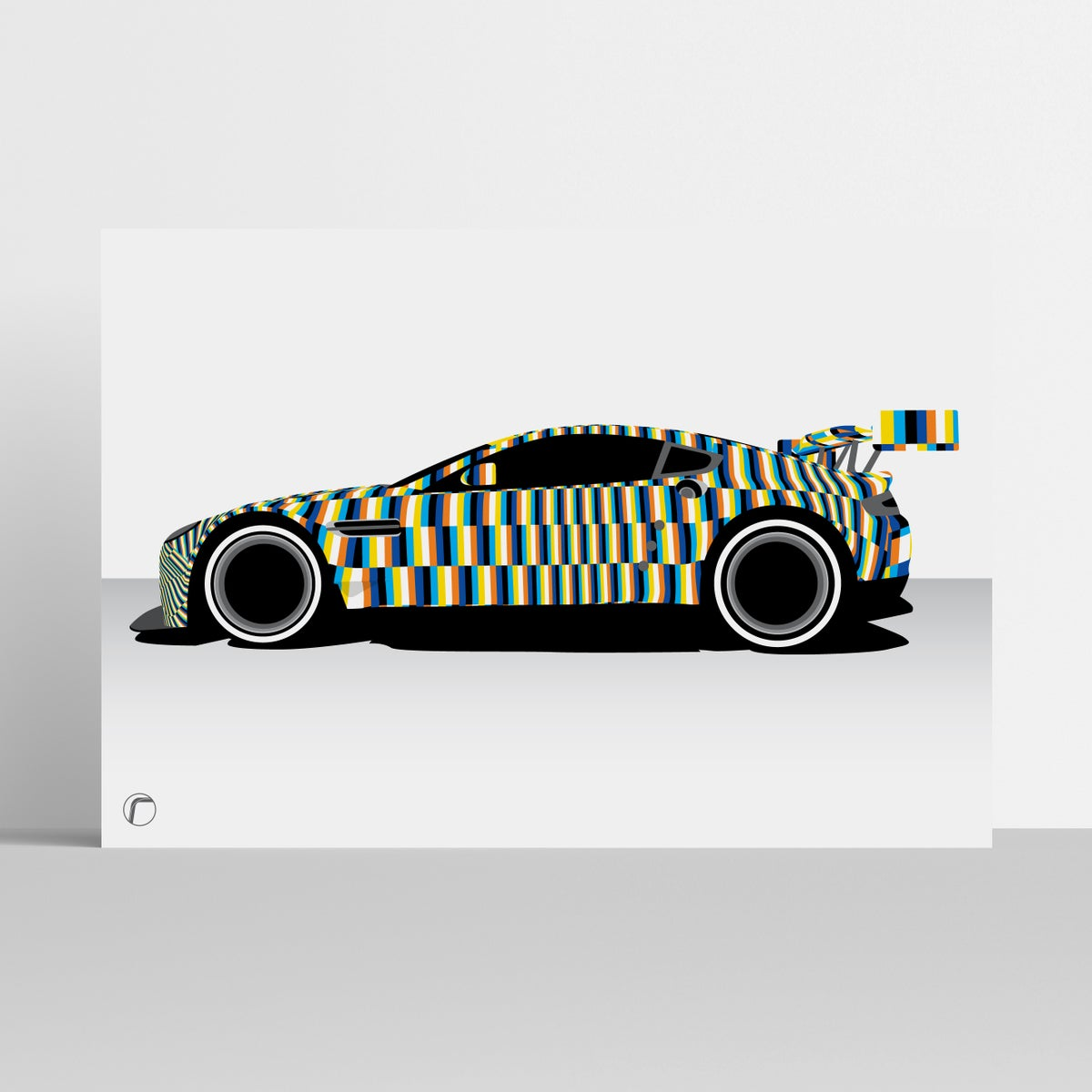 Image of Aston Martin Racing | Tobias Rehberger