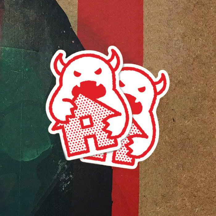 Image of Monster Sticker