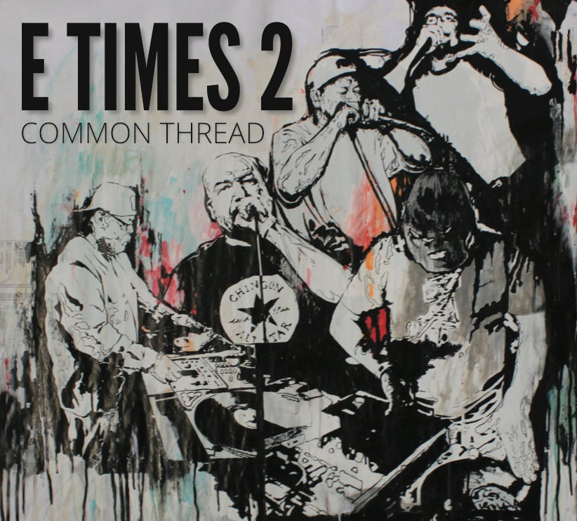 Image of E TIMES 2 (EX2) - COMMON THREAD (cassette)