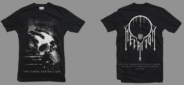"Image of New T shirt ""The Sixth Extinction"""