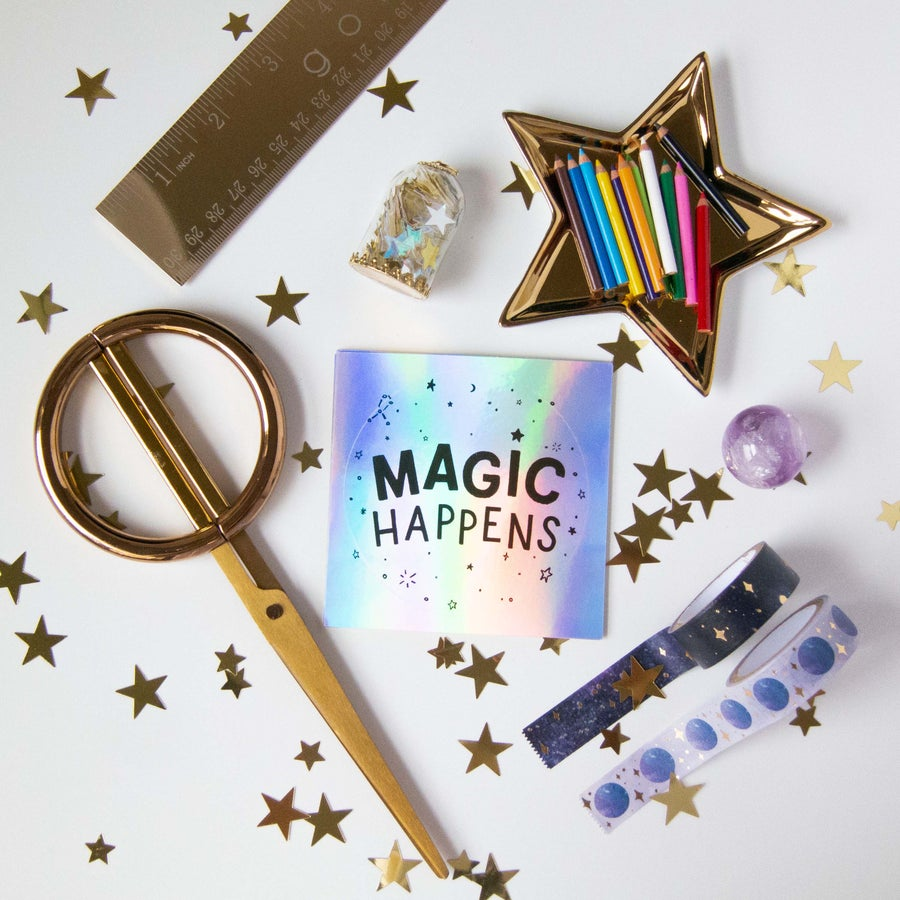 Image of Magic Happens