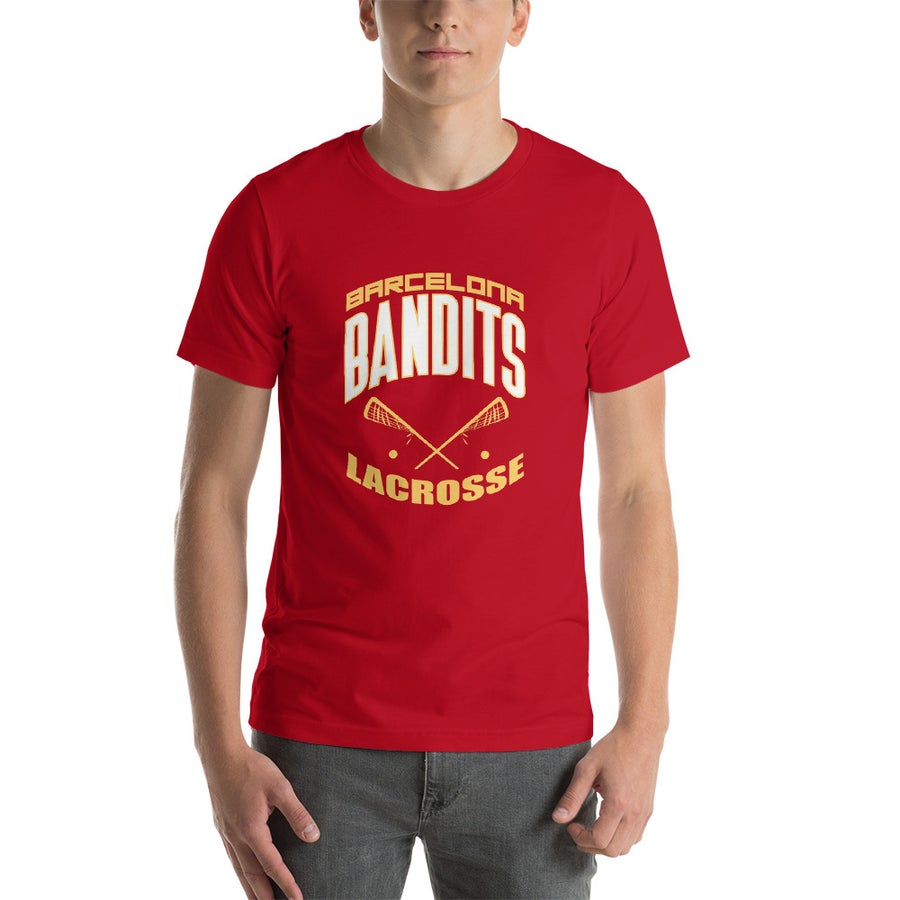 Image of Team Bandits T-shirt - Red