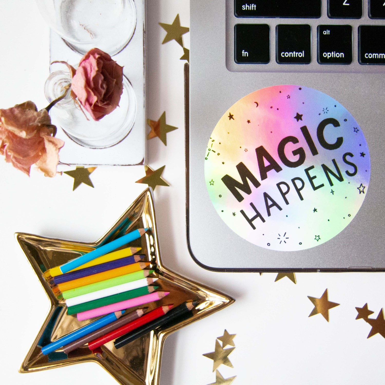 Image of Magic Happens