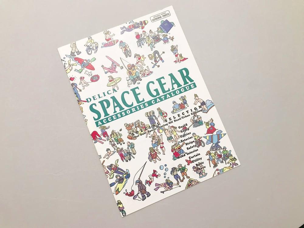 1994 Space Gear L400 Dealer Accessories Guide