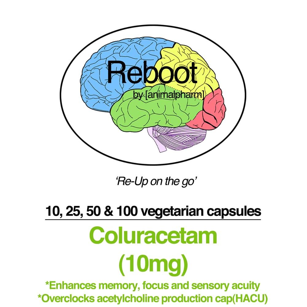 Image of COLURACETAM (10MG) CAPSULES