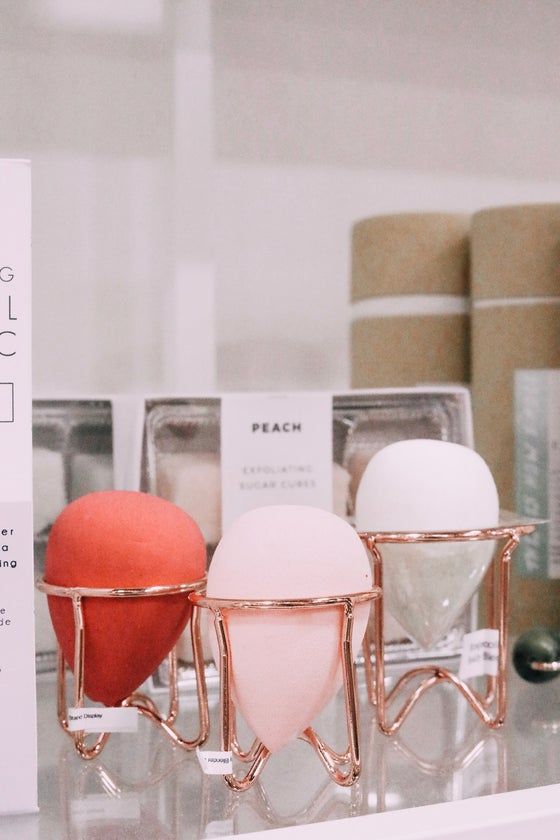 Image of Beauty Blender Stand