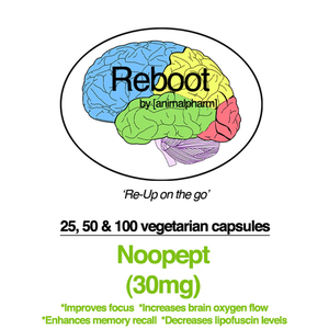 Image of NOOPEPT (30MG) CAPSULES