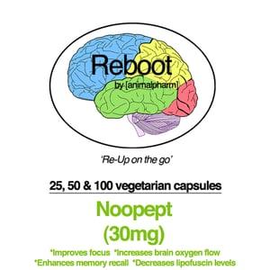 Image of NOOPEPT (30MG) CAPSULES