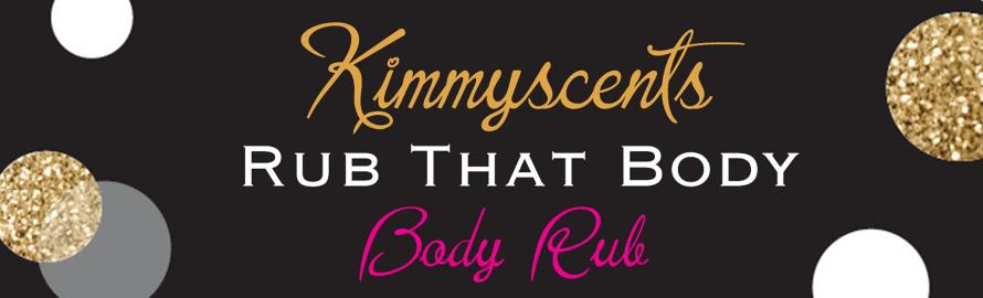 Image of Kimmyscents Body Rub