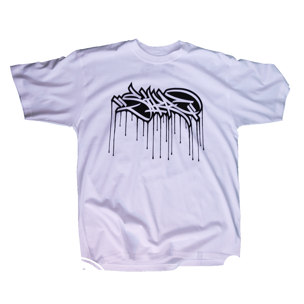 Image of SIKA clothing drippy handstyles
