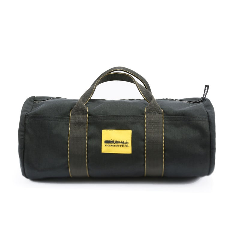Image of DOMEstics. MADE IN USA Small Duffle Bag