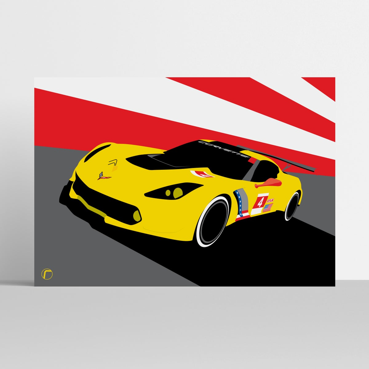 Image of Corvette Racing C7.R