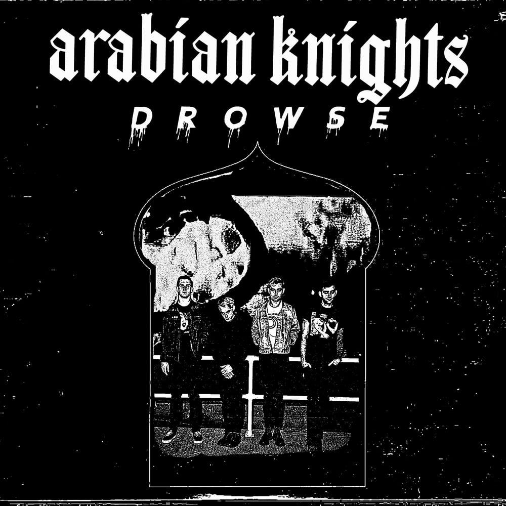"Image of SEC14: Drowse - ""Arabian Knights"" Lathe Cut 7"""