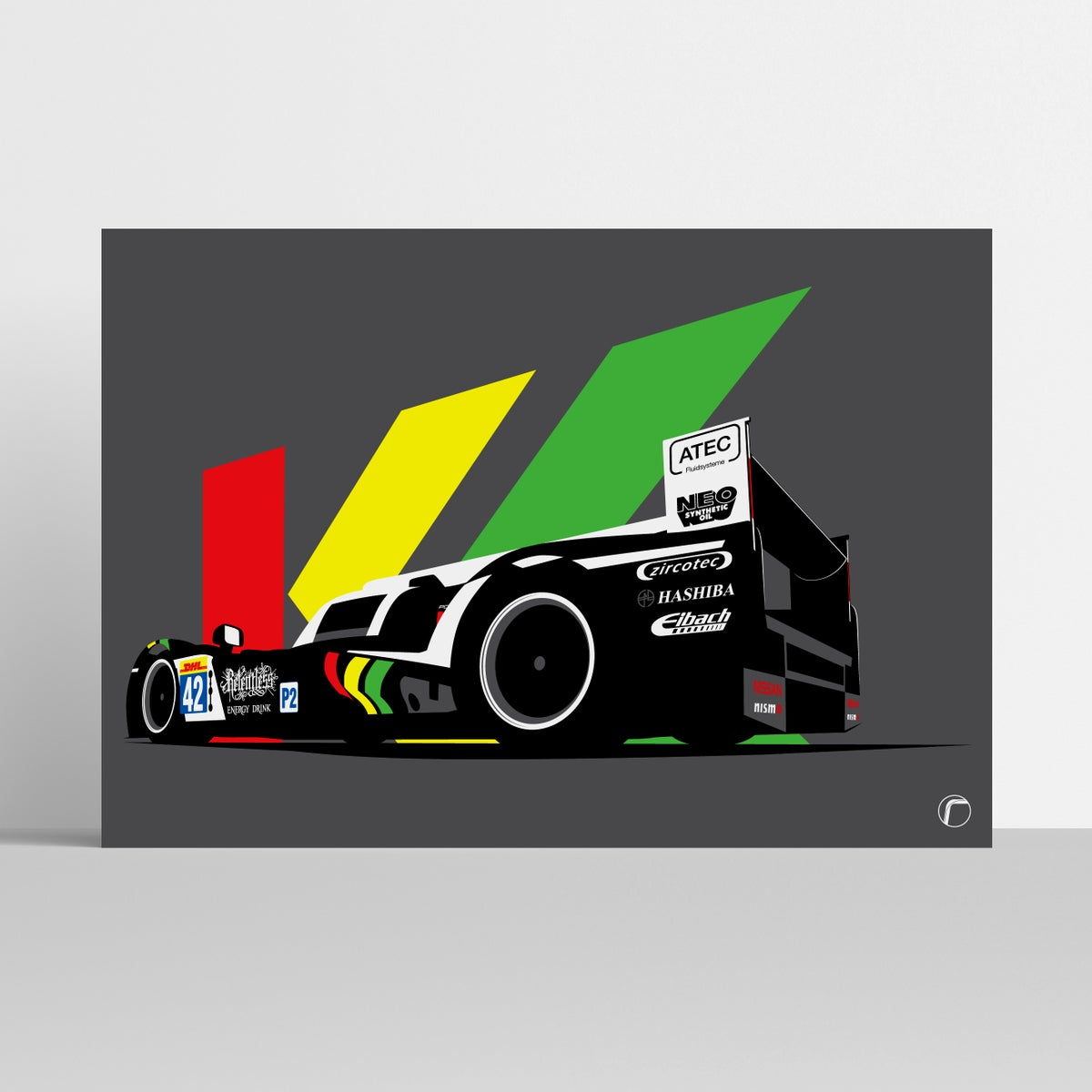 Image of Strakka Racing