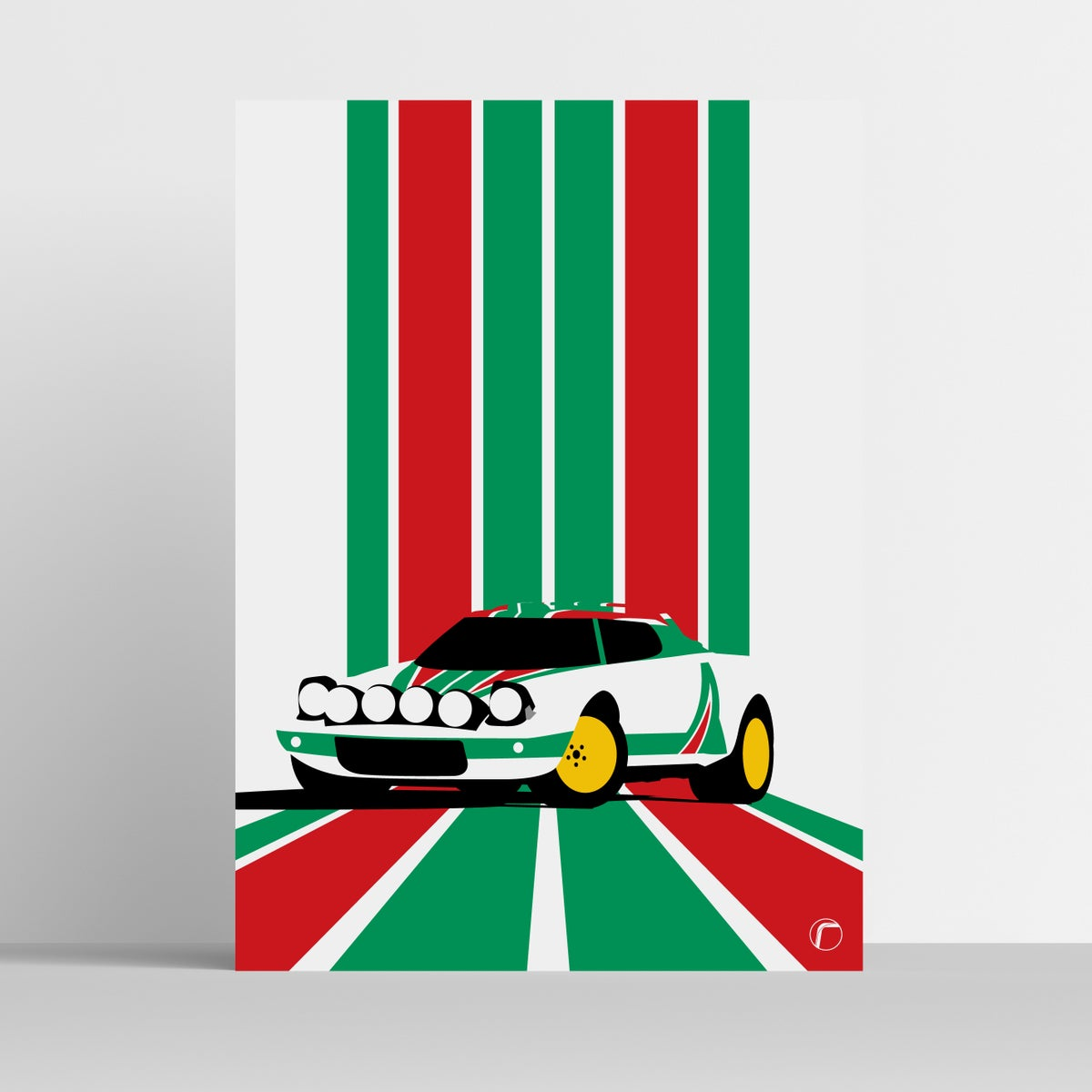 Image of Lancia Stratos