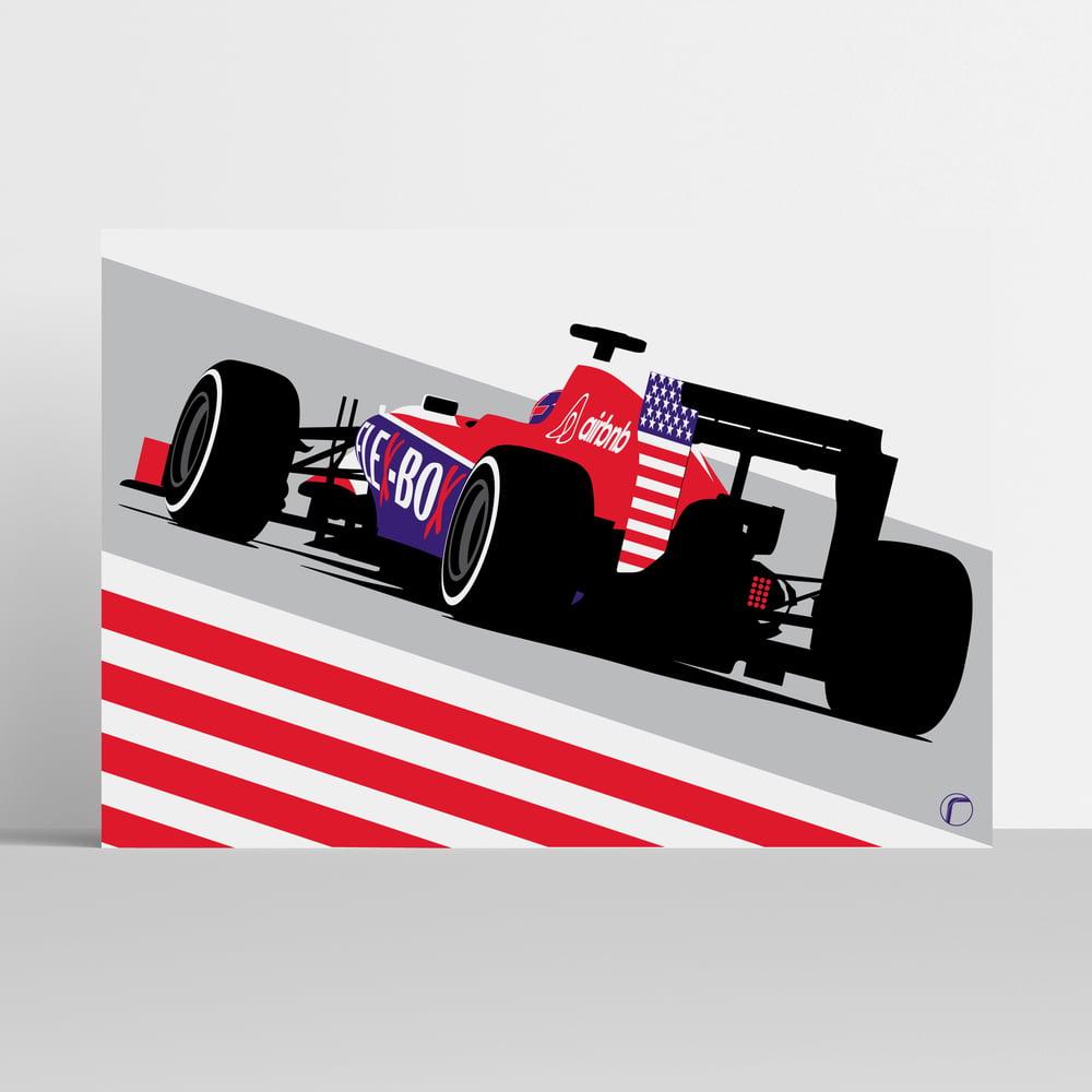 Image of Manor Racing | Alex Rossi