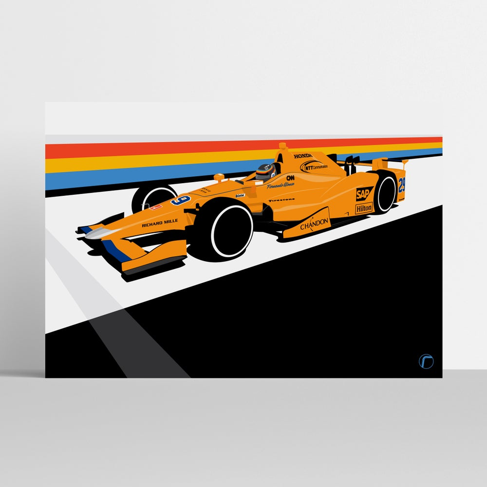 Image of Alonso | Indy 500