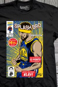 Image of Splash Bro Klay