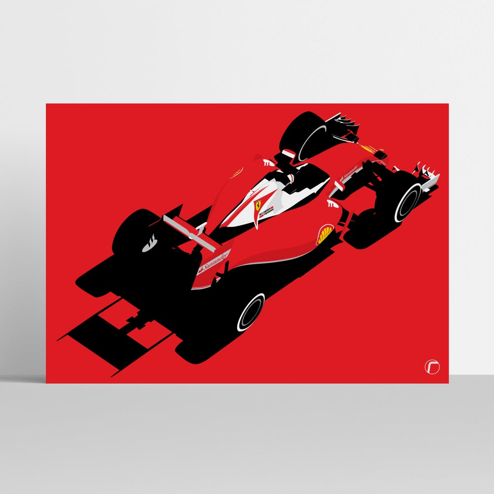 Image of Ferrari SF16-H
