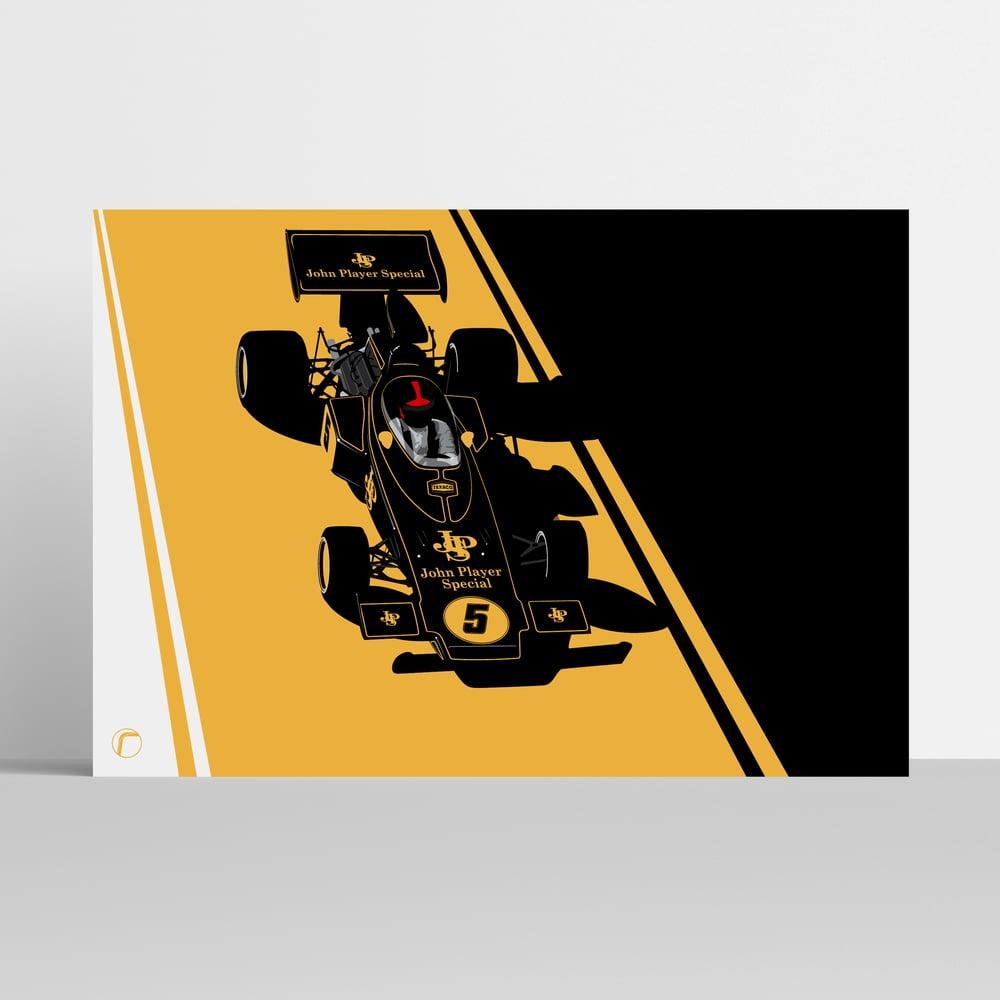 Image of Lotus 72 | Fittipaldi